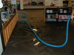 Water Damage Extraction