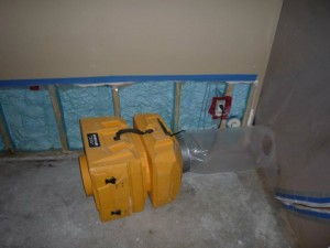 Water Damage Dallas